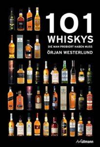 101 Whisky die man probiert haben muss - Buch