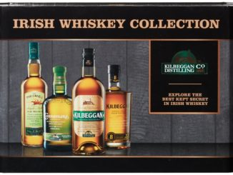 Irish Whisky Miniaturen Geschenkset